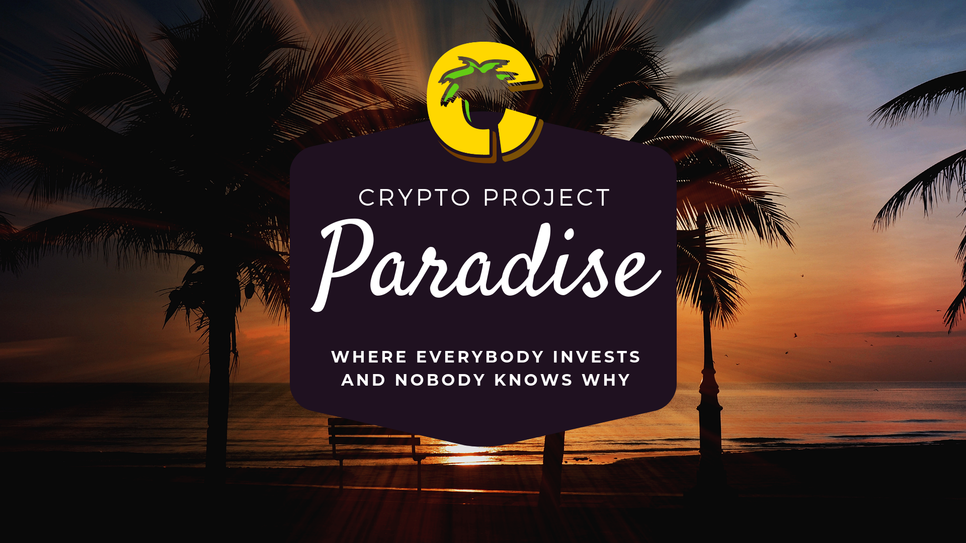 It's Crypto Paradise Time!