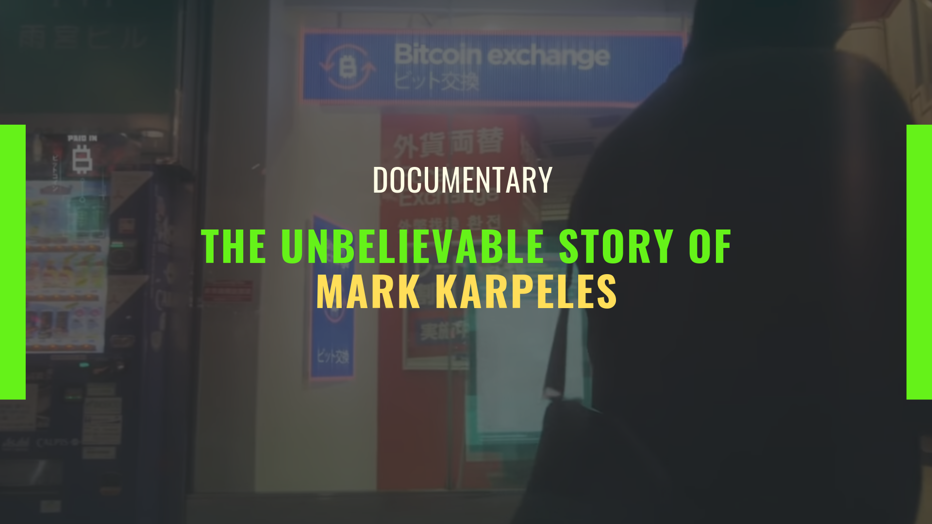 [Documentary] The Unbelievable Story Of Mark Karpeles