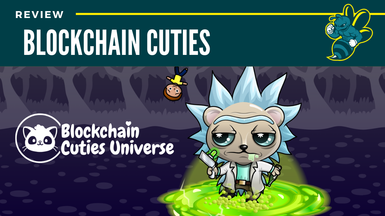 Blockchain Cuties Review: 82/100