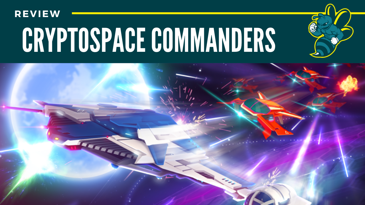 CryptoSpace Commanders  Review: 87/100