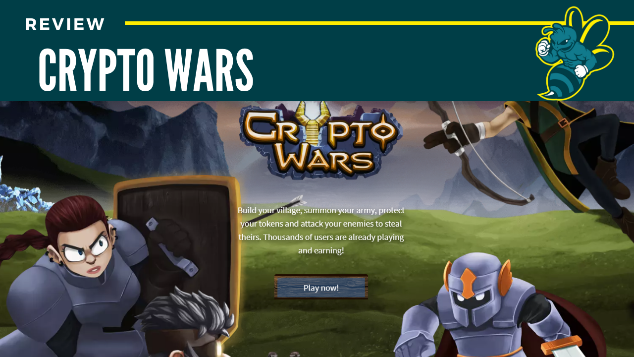 CryptoWars Review: 83/100
