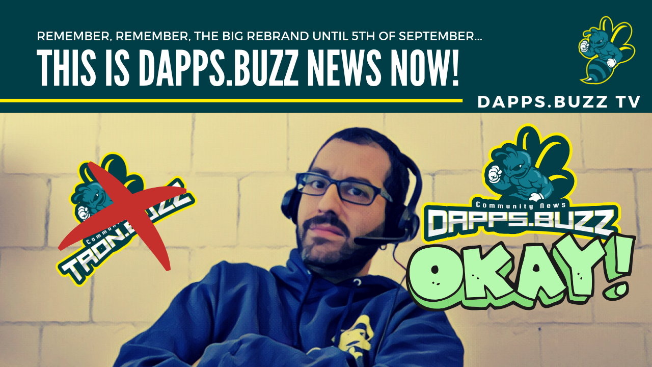 This is DApps.Buzz News Now!