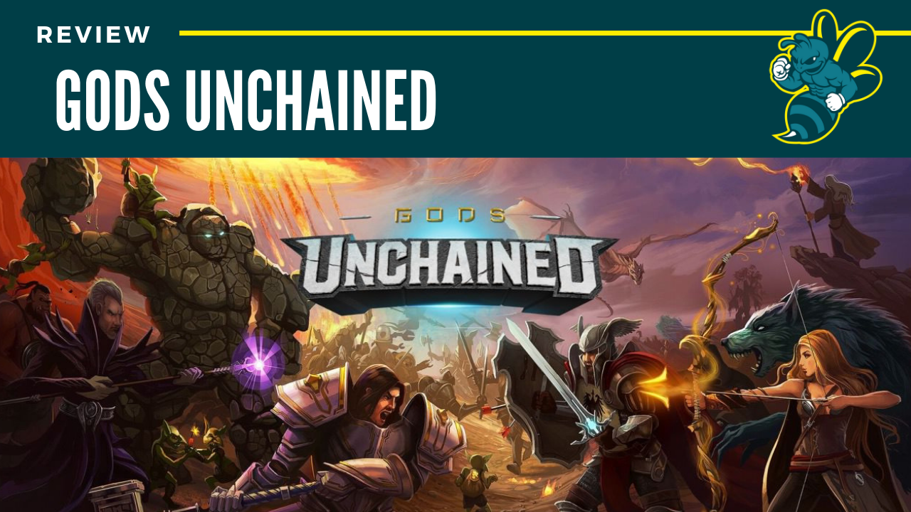 God's Unchained/The Best Action Card Game on ETH: Review: 88/100