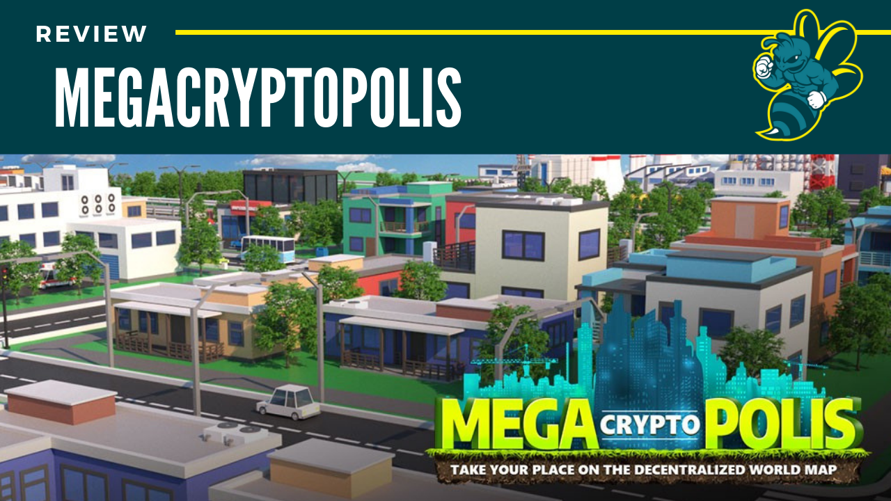 MegaCryptoPolis Dapp of the Week Review: 86/100