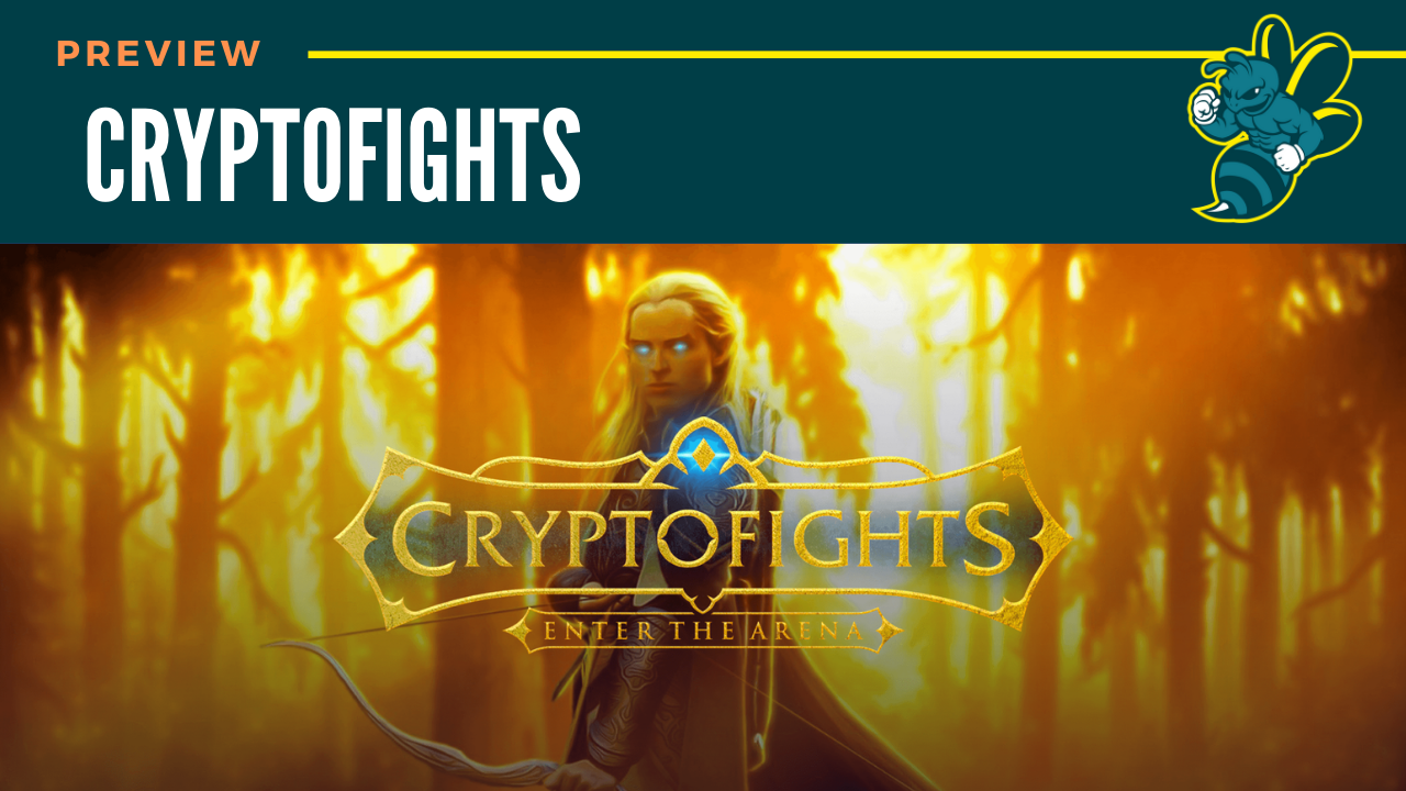 Crypto Fights-Enter the Arena Preview: 80/100