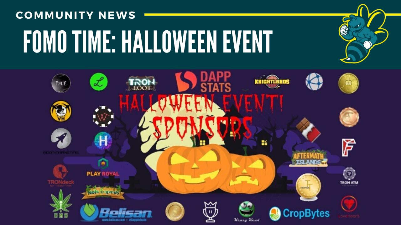 FOMO Time: Halloween Event