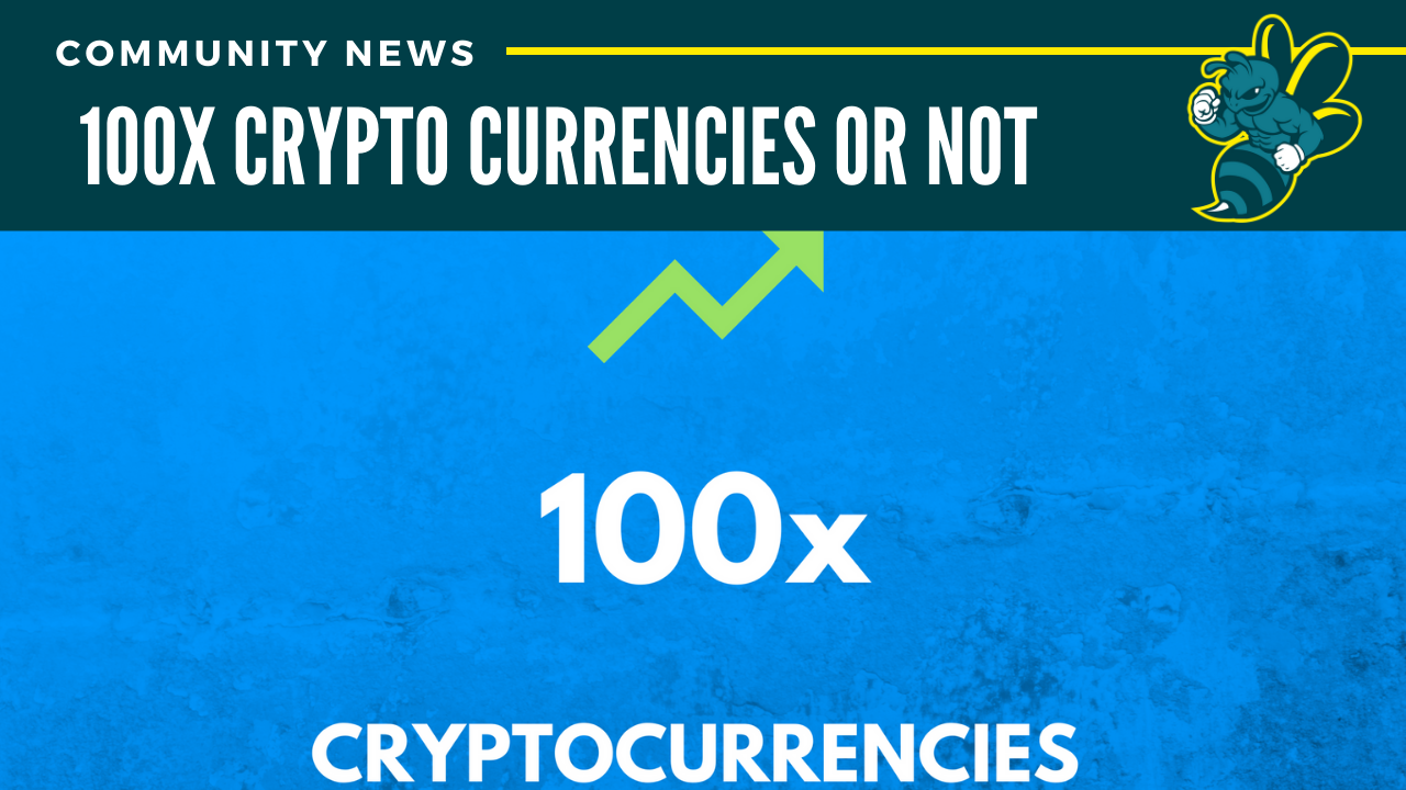 Finding the next 100x gem in crypto, or not