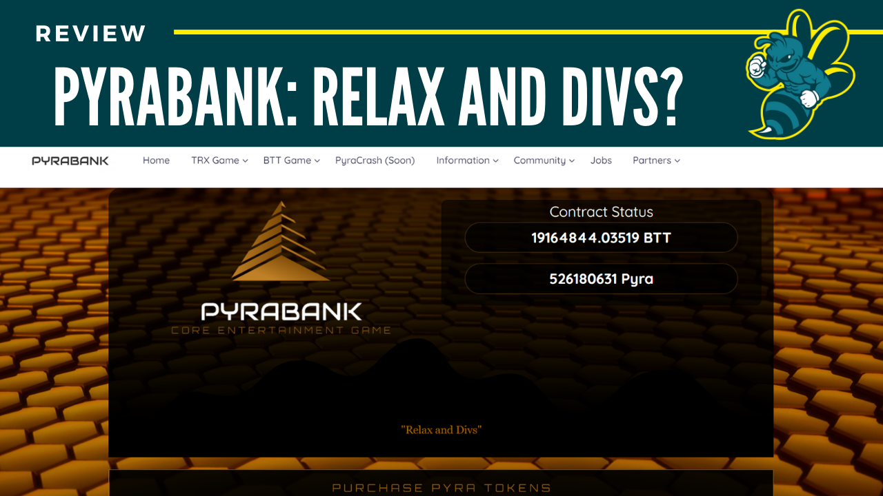 PyraBank Review: 92/100