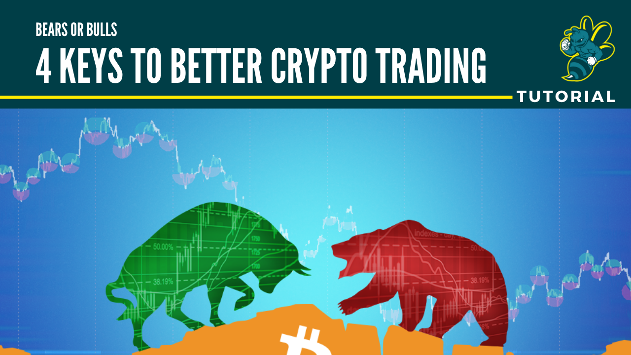 4 keys to good crypto trading