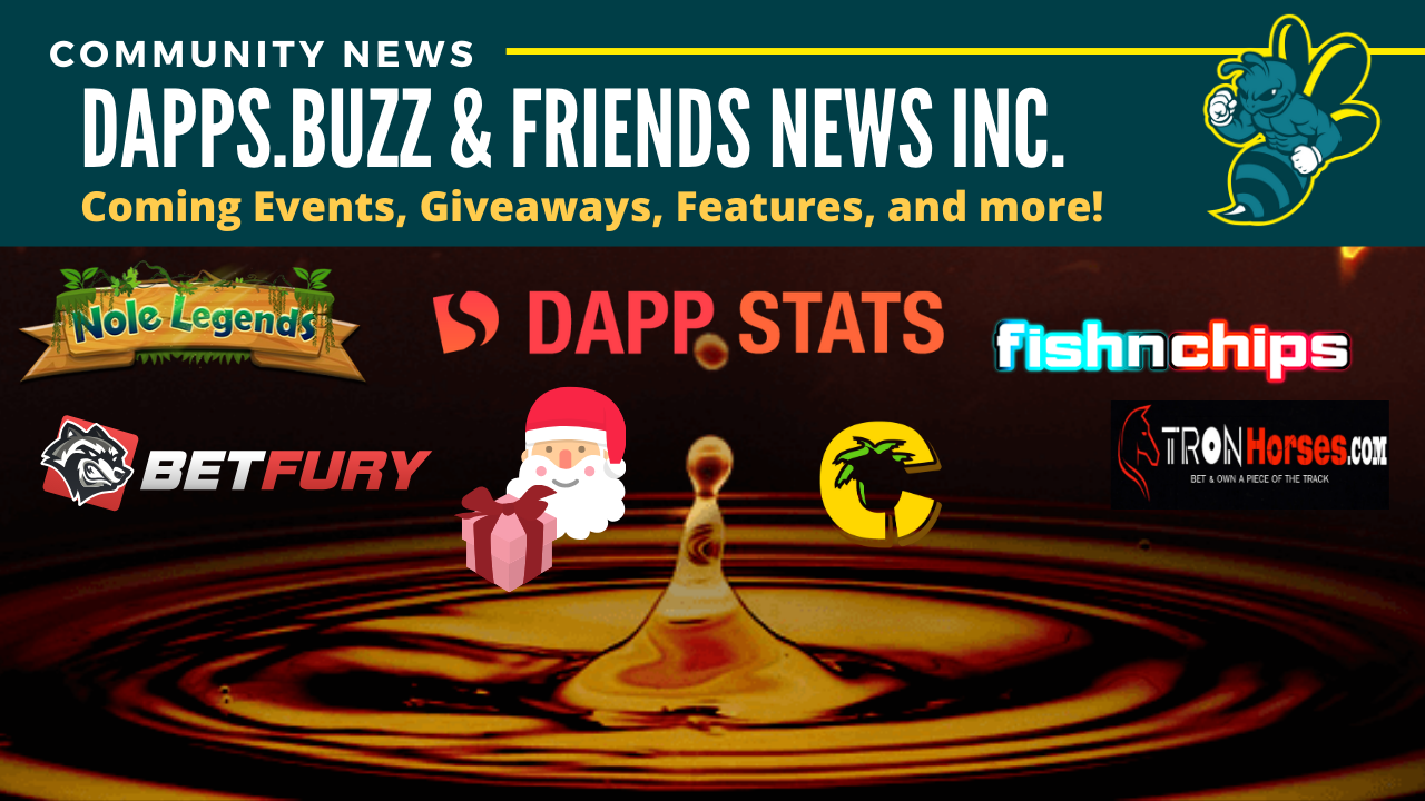 DappStats bought DApps.Buzz for one Trillion!
