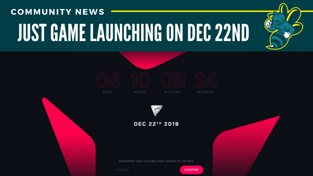 The mysterious launch of Just Game