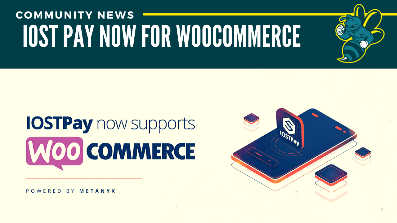 IOSTPay for WooCommerce