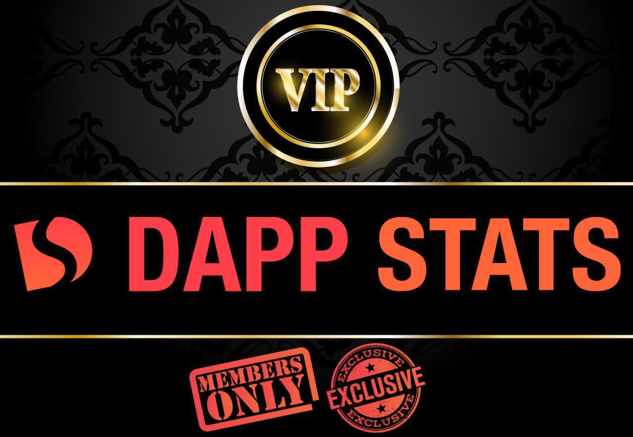 A look into the DappStats VIP and Bounties!