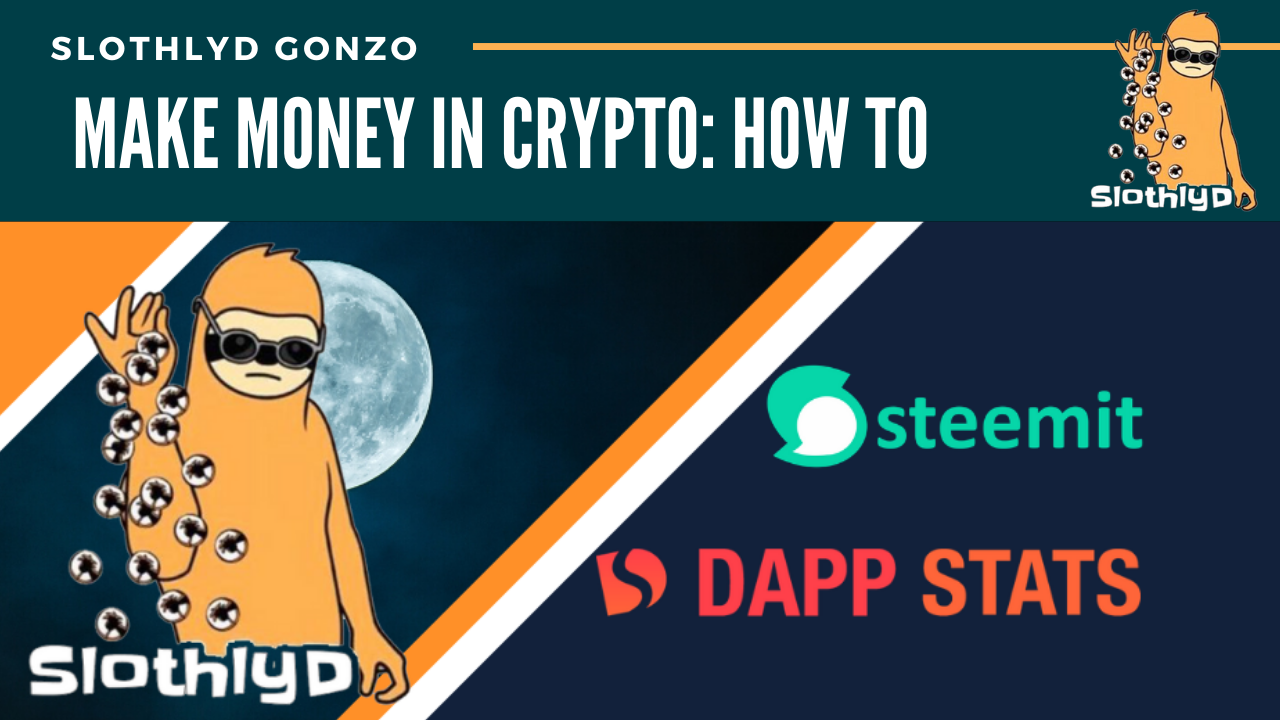 Make money in Crypto: How to