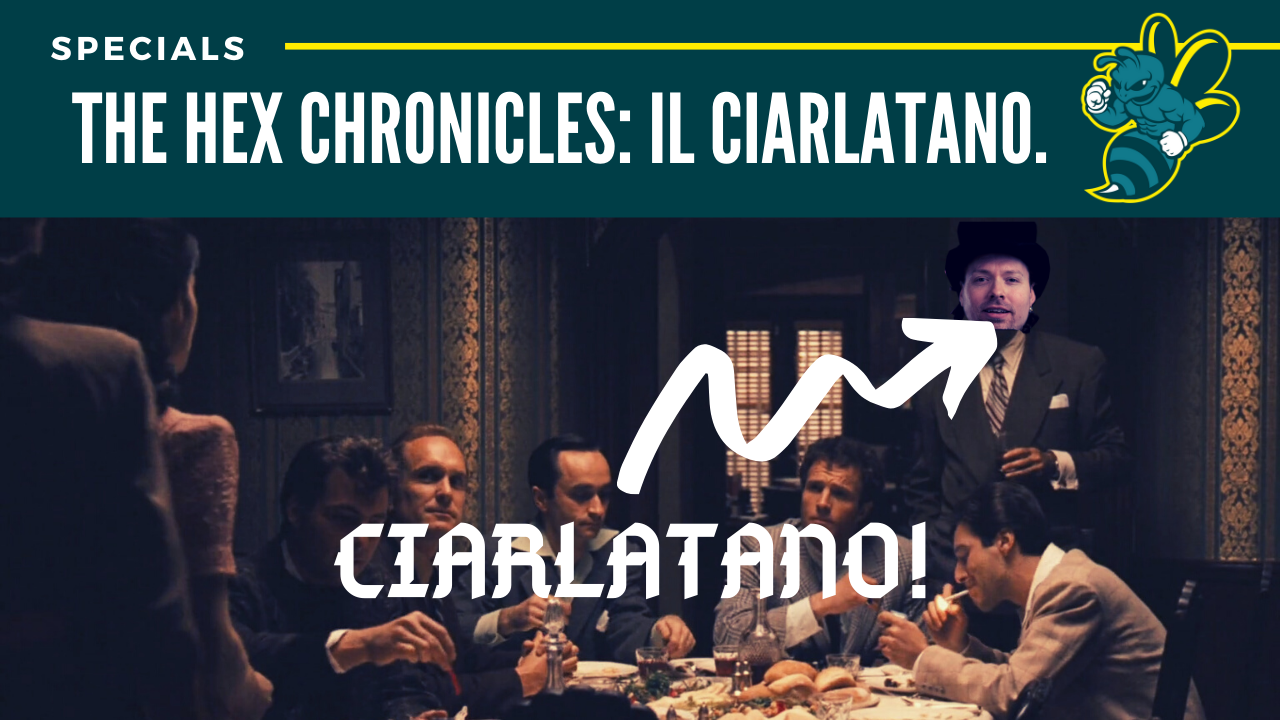 The HEX Chronicles: Il Ciarlatano.