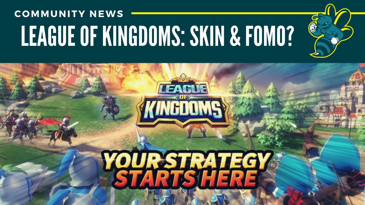 League of Kingdoms: Invest in LANDS, Build your Empire!