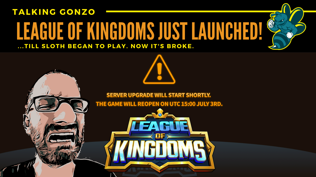 League Of Kingdoms Just Launched!