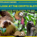 cryptoSloth, A LOOK AT THE