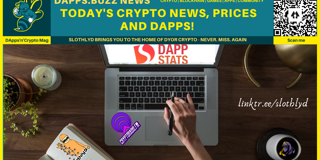 Daily Crypto Update – Final few hours of giveaway! New Youtube video – 29th Apr.